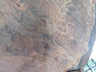 Roca dels Moros - Image: Coves del cogul 3