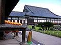 Covid19 air refresh equipment of Nijō-jo Castle 01.jpg