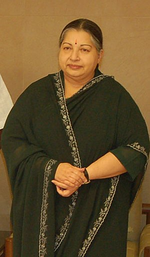 All India Anna Dravida Munnetra Kazhagam - Former CM of Tamil Nadu, Late.Jayalalithaa