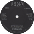 Cracked Actor by David Bowie UK vinyl single.png