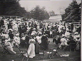 Cranbrook bellevue hill wikipedia for The garden party katherine mansfield