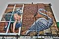 Crane by Peter Roa on Hanbury Street (15233940302).jpg