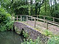 Crickback Bridge, Chew Magna - geograph.org.uk - 139943.jpg