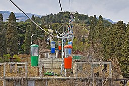 Crimea South Coast 04-14 img04 Yalta city cableway.jpg