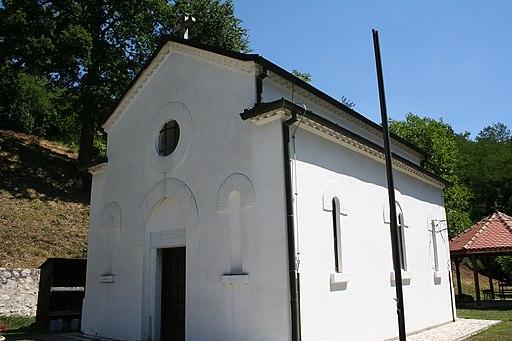 Crkva Sv. Đorđa, Ćelije 010