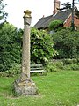 Cross in Elmley Castle - geograph.org.uk - 852151.jpg