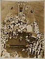 Crossing the line ceremony, HMAS MELBOURNE (7750025790).jpg