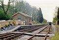 Crowcombe station (restored) geograph-3162175-by-Ben-Brooksbank.jpg