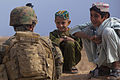Crucible of cooperation U.S. Marines, Georgians keep Taliban off balance 03.jpg