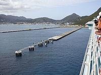 Dock (maritime)