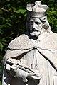 Csolnok, Nepomuki Szent János-szobor 2021 10.jpg