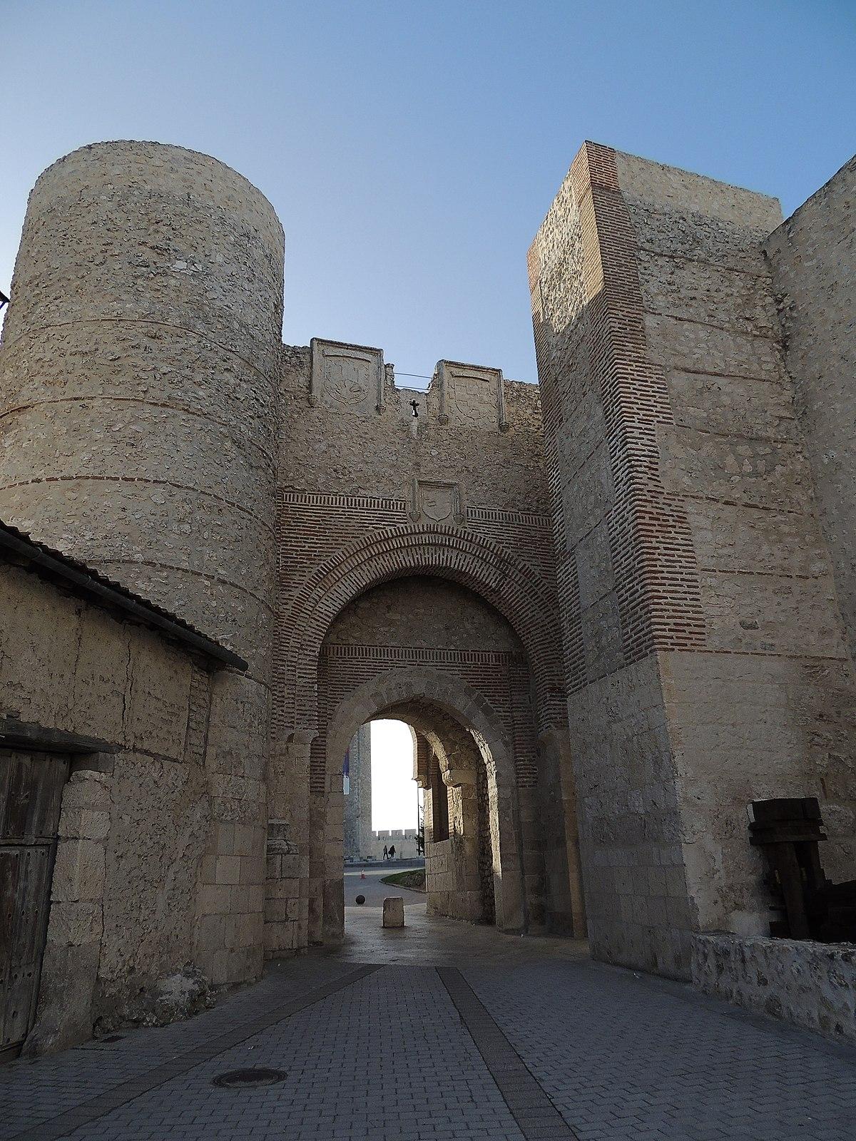 Arco de san basilio cu llar wikipedia la enciclopedia for Puerta 3 de san marcos