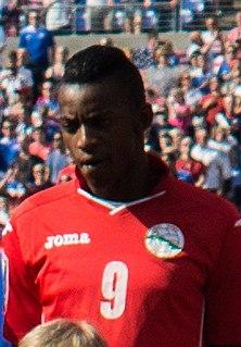 Maikel Reyes Cuban footballer
