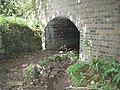Culvert under Coombe Hay Aqueduct. - panoramio.jpg