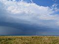 Cumulonimbus praecipitatio, Kühlungsborn, Ostsee.JPG