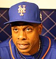 Curtis Granderson talks to reporters on -WSMediaDay (22482174098).jpg
