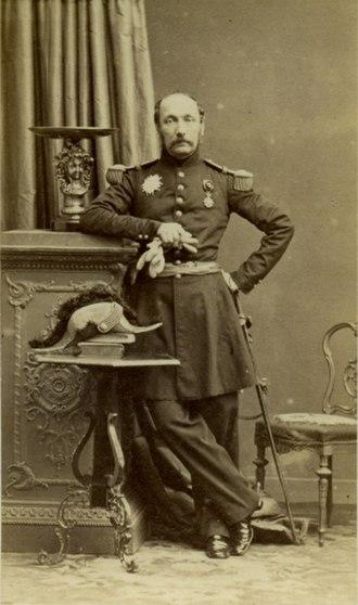 Armand-Octave-Marie d'Allonville - General Armand d'Allonville