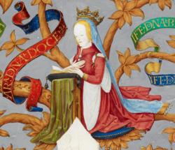 D. Dulce de Barcelona, Rainha de Portugal - The Portuguese Genealogy (Genealogia dos Reis de Portugal).png