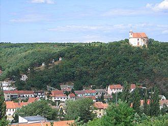Brno-Country District - Dolní Kounice town