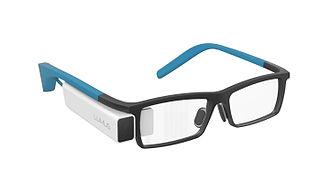 Optical head-mounted display - Lumus DK-40 Development Kit
