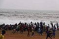 Dakar spiaggia giovani in allenamento 2.jpg