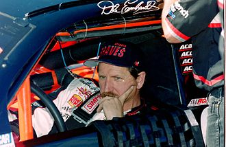 Richard Childress Racing - Dale Earnhardt in the No. 3 car