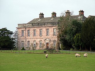 Dalemain Grade I listed building in Eden, United Kingdom