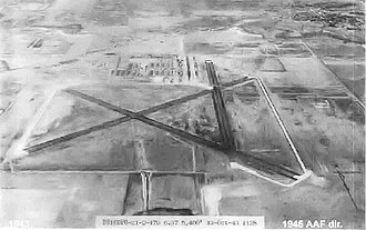 Dalhart Army Air Base - Dalhart Army Airfield, Texas 13 October 1943