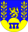 Coat of arms of Damtorp