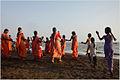 Dancing garba by the sea.jpg