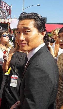 Daniel Dae Kim at 2008 Emmy Awards