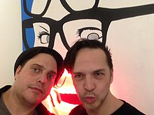 Daniel Genis (left) and Michael Alig.jpg