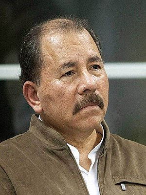 President of Nicaragua - Image: Daniel Ortega (cropped)
