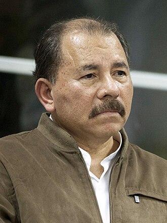 Nicaraguan general election, 2006 - Image: Daniel Ortega (cropped)