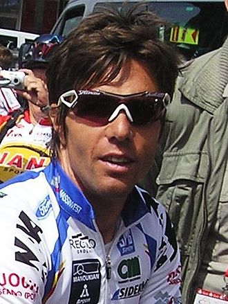 Danilo Hondo - Hondo at the 2008 German National Road Race Championshisp.