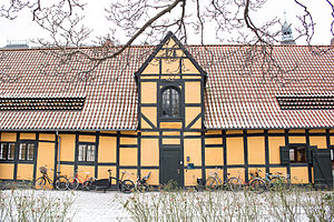Danish Design Centre - Danish Design Centre in Fæstningens Materialgård, Copenhagen