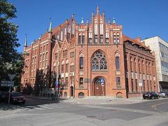 Danziger Bibliothek der Polnischen Akademie