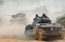 טנקים של צבא איטליה