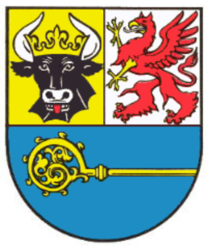 Dargun - Image: Dargun Wappen