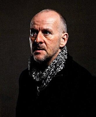 Simon Critchley - Image: Dark Portrait of Simon Critchley