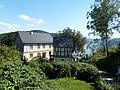 """Das Günderodehaus über Oberwesel war ein Drehort für den Film """"Heimat 3"""" von Edgar Reitz - panoramio.jpg"""