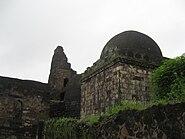 Daulatabad entrance dome