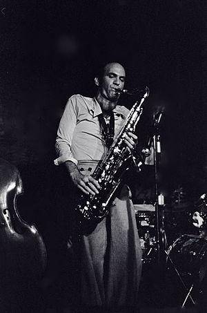 Dave Liebman - Storyville circa 1975