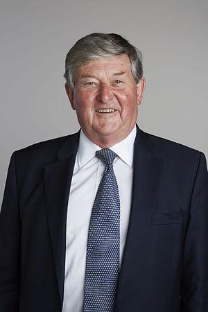David Phillips (chemist) - David Phillips in 2015, portrait via the Royal Society