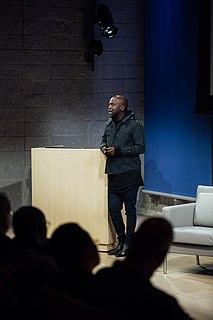 David Adjaye British architect (born 1966)