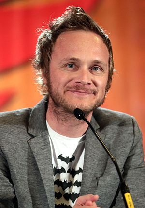 David Anders - David Anders at Phoenix Comicon 2017