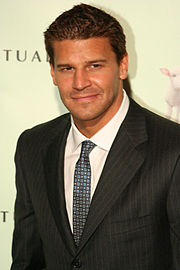 David Boreanaz interprète de Seeley Booth