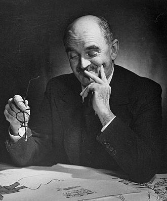 David Low (cartoonist) - Image: David Low (cartoonist) 1947