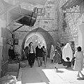 De Schaapspoort in de stadsmuur van Jeruzalem, Bestanddeelnr 255-5302.jpg