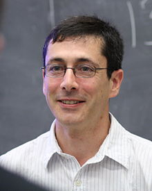 Dean Hachamovitch at Yale University on 1 October 2008